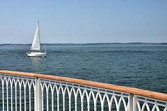 Arcachon vue depuis la jetée Thiers -  photo 33-bordeaux.com