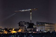 Ballet musical de grues festival d'architecture AGORA -  photo 33-bordeaux.com