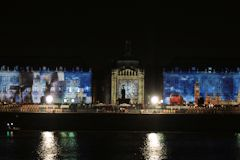 Bordeaux fête le vin 2012 : projection BIG BEN