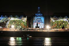 Bordeaux fête le vin 2012 : projection pays CHINE