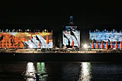 Bordeaux fête le vin 2012 : projection AUSTRALIE