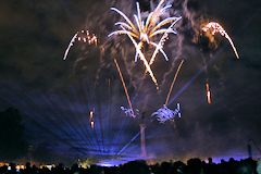 Symposium fireworks bordeaux 2015 - feu d'artifice place des Quinconces | photo 33-bordeaux.com