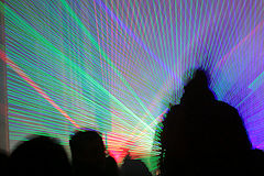 Cathédrale Saint André Robin Fox et RGB Laser Show | photo 33-bordeaux.com