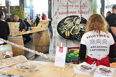 Bordeaux SO Good 2017 marché des producteurs au H14 | Photo Bernard Tocheport