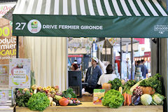 Drive fermier Gironde Bordeaux SO Good 2018 | Photo Bernard Tocheport
