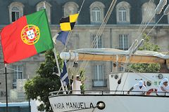 Santa Maria Manuela au port de la lune -  photo 33-bordeaux.com