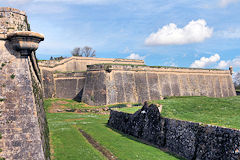 Blaye les fortifications de la Citadelle de Vauban | Photo 33-bordeaux.com