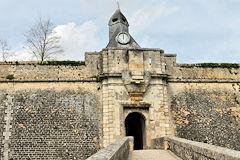 Une des entrées de la Citadelle de Blaye | Photo 33-bordeaux.com