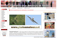 Site PHOTOS D'AMATEUR pour AMATEURS DE PHOTOS >>