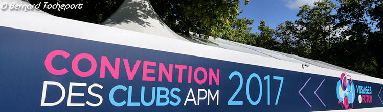 Convention des clubs APM Bordeaux 2017
