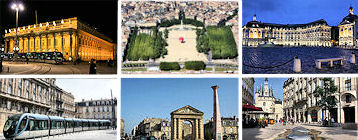 Places de Bordeaux