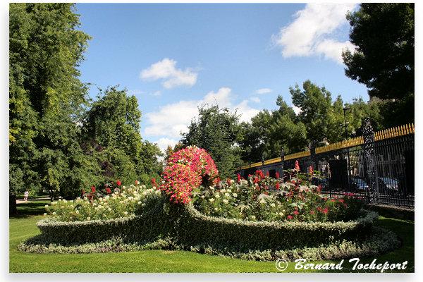 Jardin public de bordeaux photo 33 for Jardin public