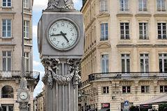 Bordeaux La Place De La Comedie Est Celle Du Grand Theatre Et Du