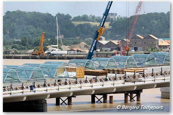 Bordeaux construction du pont bacalan bastide photo 33 for Construction bastide