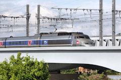 Le pont garonne le nouveau pont ferroviaire de bordeaux - Pont ferroviaire de bordeaux ...
