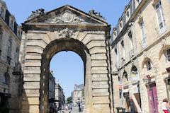 Presentation Des 6 Portes De Bordeaux La Porte D Aquitaine De