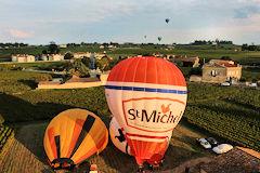 montgolfiere saint-emilion