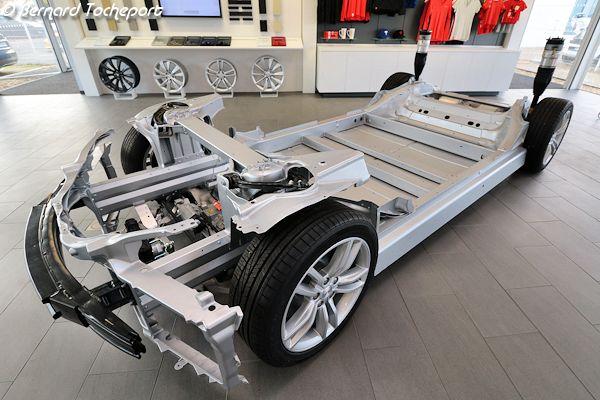 batterie voiture electrique tesla